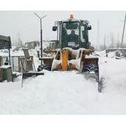 Уборка снега (комплекс) фото