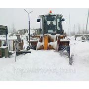 Уборка снега цена фото