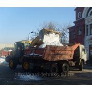 Уборка и вывоз снега.т.8 800 1000 958 фото