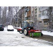 Уборка и вывоз снега. Полный комплекс по уборке! фото