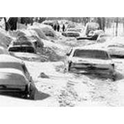 Вывоз снега с погрузкой от 170 рублей м3