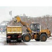 Вывоз снега с погрузкой Спб
