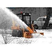 Снегоочиститель роторный фото