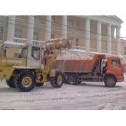 Уборка и вывоз снега в СПБ!..............+7(911)900-7771 фото