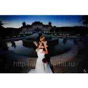 Свадьба в замке Сихров. Прага фото