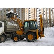 Вывоз снега в СПб фото