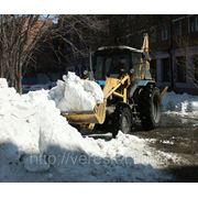 Уборка снега с крыш Тюмень фото