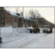 Вывоз снега в Санкт-Петербурге фото