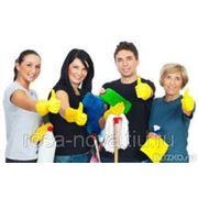 Подбор и предоставление персонала для уборки фото