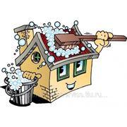 Уборка коттеджей,загородных домов фото
