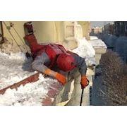 Очистка крыши. Расценки - 25р/м2 фото