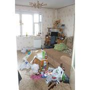 Уборка квартиры и коттеджа после праздников. фото