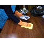 Услуги ежедневной,периодической уборки офисов. фото