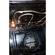 Чистка духовки от нагаров фото