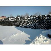 Утилизация автомобильныхшин 1.20/кг. фото