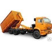 Вывоз мусора, ТБО, строительного мусора. 27м3 фото