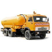 Откачка канализации КАМАЗ 10 куб.м фото