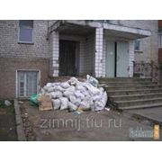 Вывоз строительного,бытового мусора. фото