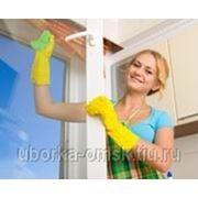 Помыть окна в Омске фото