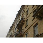 Помывка фасадов фото