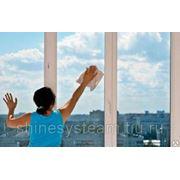 Мытье окон, балконов, лоджий фото