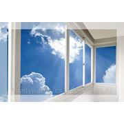 Мытьё облицовочного покрытия балкона фото