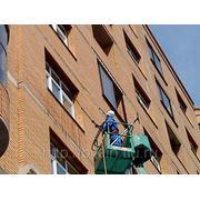 Мытье окон и балконов фото
