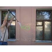 Мойка от граффити фото
