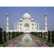 Виза в Индию фото