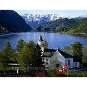Виза в Норвегию фото