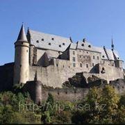 Оформление визы в Люксембург фото