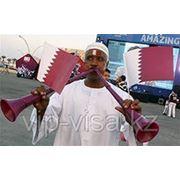 Виза в Катар фото