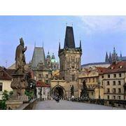 Виза в Чехию фото