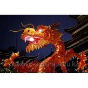 Виза в Китай (срочная, электронная) фото