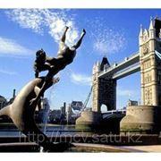 Оформление визы в Великобританию (Англию) фото