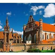 Оформление визы в Литву фото