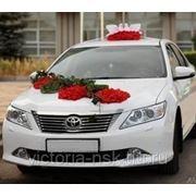 Машина на свадьбу Toyota Camry V50 с водителем фото