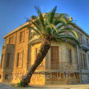 Виза на Кипр фото