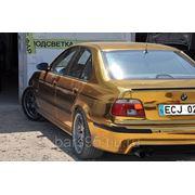 Золотая bmw e39 фото