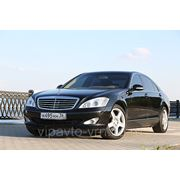 MERCEDES BENZ S 221 LONG фото