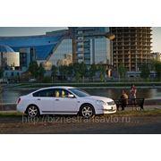 Автомобиль Nissan Teana в аренду с водителем фото