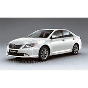 Заказать автомобиль на свадьбу Toyota Camry new white фото