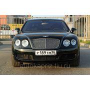 Бентли Континенталь (Bentley Continental) фото