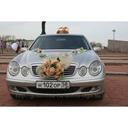 Аренда автомобиля бизнес-класса Мерседес Е280/W211 фото