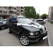 Автомобили на свадьбу BMW Х5 фото