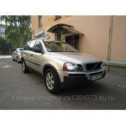 Прокат Volvo XC90 в Томске фото