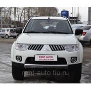 Внедорожник Mitsubishi Pajero Sport в аренду фото