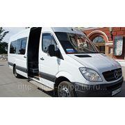 Аренда микроавтобуса! Mercedes-Benz Sprinter 2012 г/в (19 посадочных мест)! Заказ микроавтобуса в Самаре!