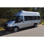 Заказать автобус в Самаре фото