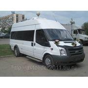 Аренда микроавтобуса форд в Самаре, Самарской области фото